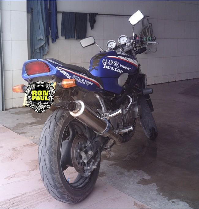 出售铃木250cc摩托