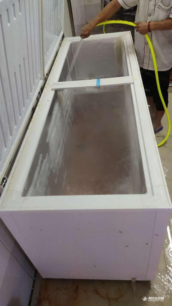 冷柜转让图2