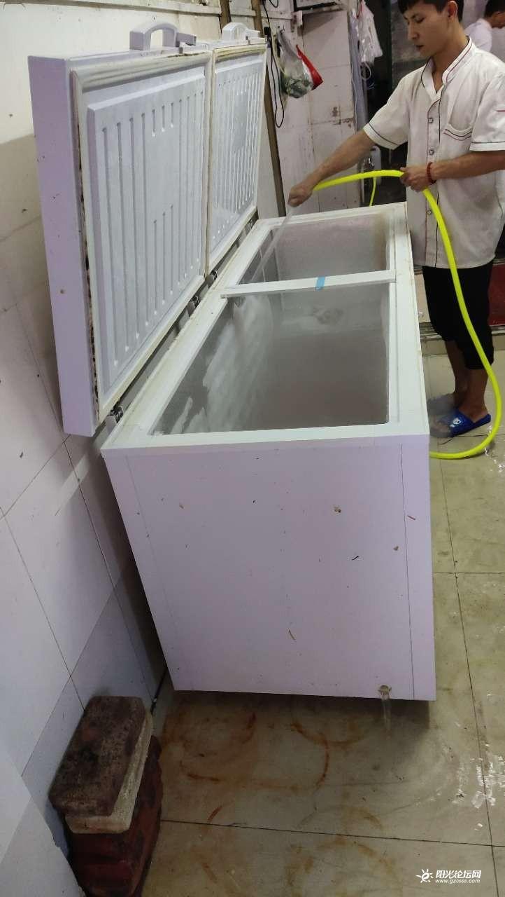 冷柜转让图1