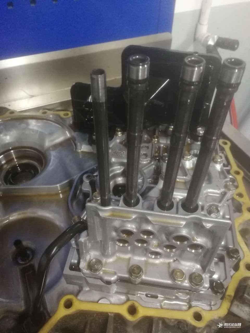 欧阳先生自动变速箱专业维修连锁图2