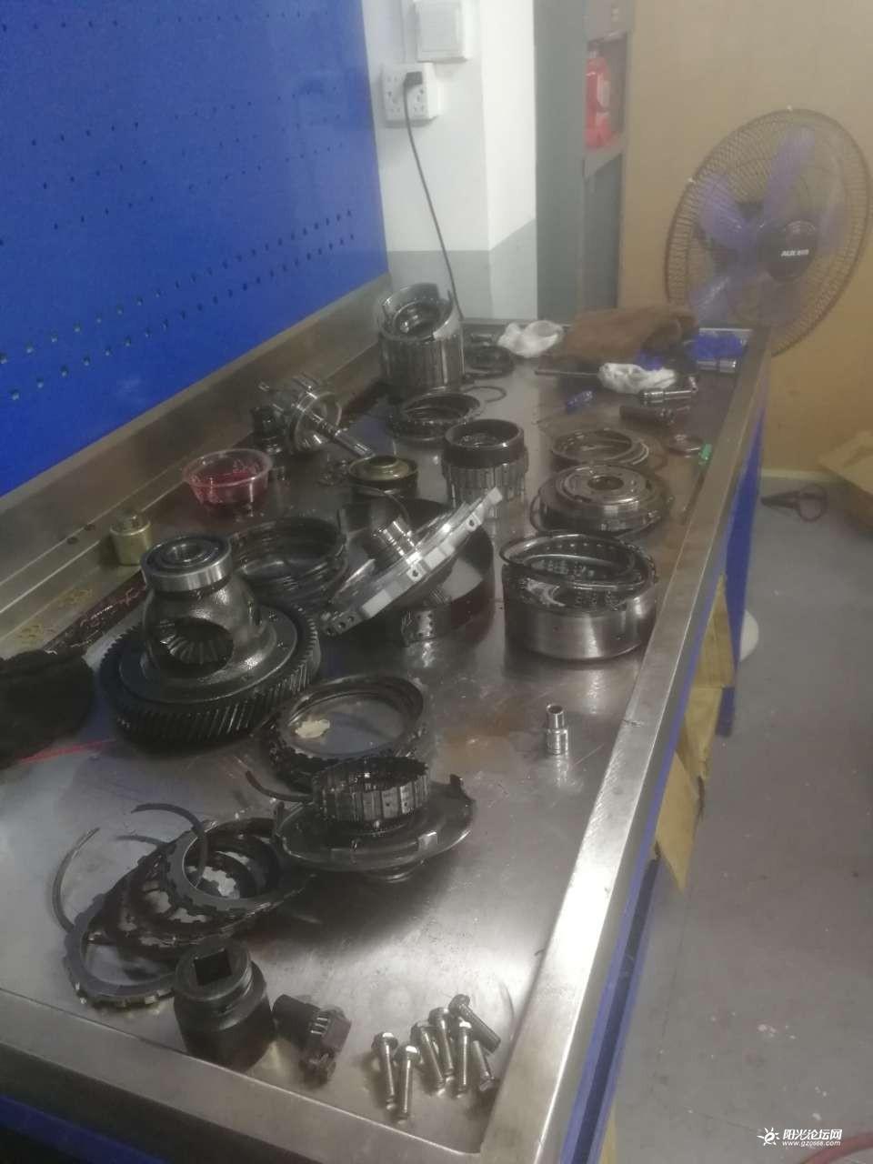 欧阳先生自动变速箱专业维修连锁图3